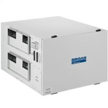 High Efficiency Energy Recovery Ventilator for Small Businesses, 1026 CFM at 0.4 in. w.g.