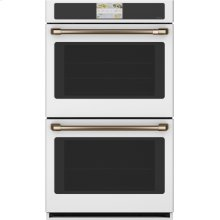 """Café Professional Series 30"""" Built-In Convection Double Wall Oven"""
