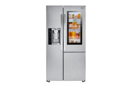 26 cu.ft. InstaView Door-in-Door® Side-By-Side Refrigerator