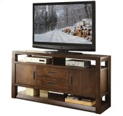 Riata 60-Inch TV Console Warm Walnut finish Product Image