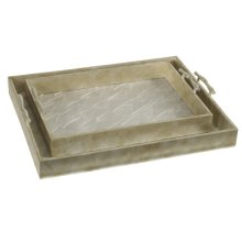 Set of Trays