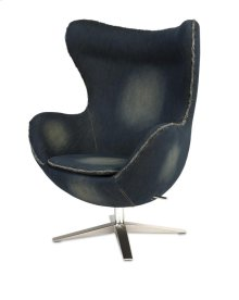 Anton Denim Chair