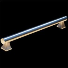 "Embassy 12"" Grab Bar In Polished Copper Lacquered"