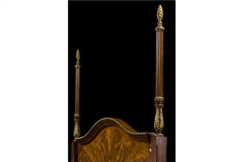 The India Silk Bed (us King), King