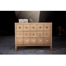 The Starboard Three Drawer Chest