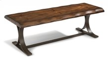 Farrier Rectangular Coffee Table