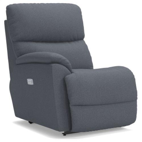 Trouper Power La-Z-Time® Right-Arm Sitting Recliner w/ Power Headrest