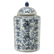 Jocelyn Lidded Jar