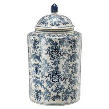 Jocelyn Lidded Jar