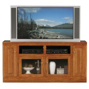 """Thin 66"""" Tall Entertainment Console Product Image"""