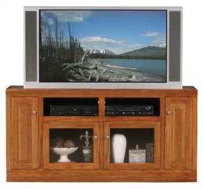 "Thin 66"" Tall Entertainment Console"