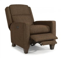 Carlin Fabric Power High-Leg Recliner with Power Headrest