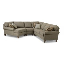Westside Fabric Sectional