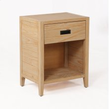 Alstad Solid Wood Night stand - Natural