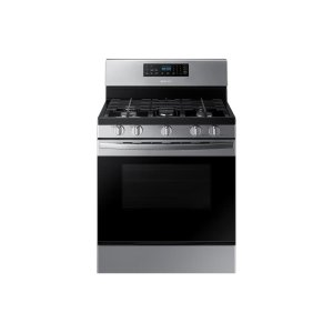 Samsung Appliances5.8 cu. ft. Freestanding Gas Range in Stainless Steel