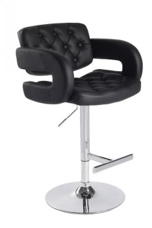 Modrest Elvas Modern Black Bar Stool