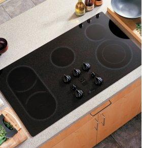 "GE Profile 36"" Built-In CleanDesign Cooktop"