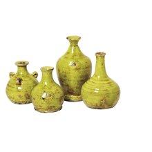 Prosecco Bud Vases, s/4 Pear