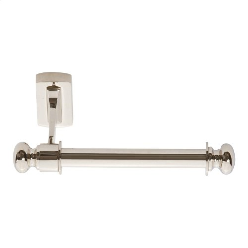 Legacy Bath Tissue Hook - Polished Nickel