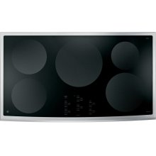 """36"""" Electric Cooktop with Induction Elements"""