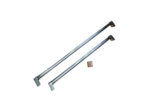 Handle Kit for 36 Built-in refrigerator Stainless