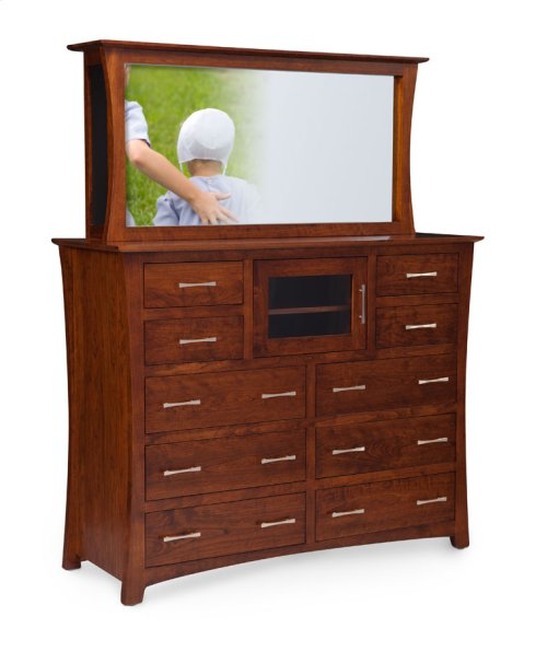 Loft TV Bureau, Medium