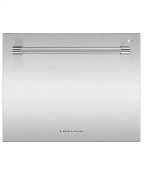 "24"" Single DishDrawer Dishwasher, 7 Place Settings, Sanitize (Tall)"