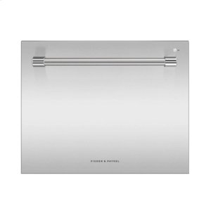 "Fisher & Paykel 24"" Single Dishdrawer Dishwasher, 7 Place Settings, Sanitize (Tall)"