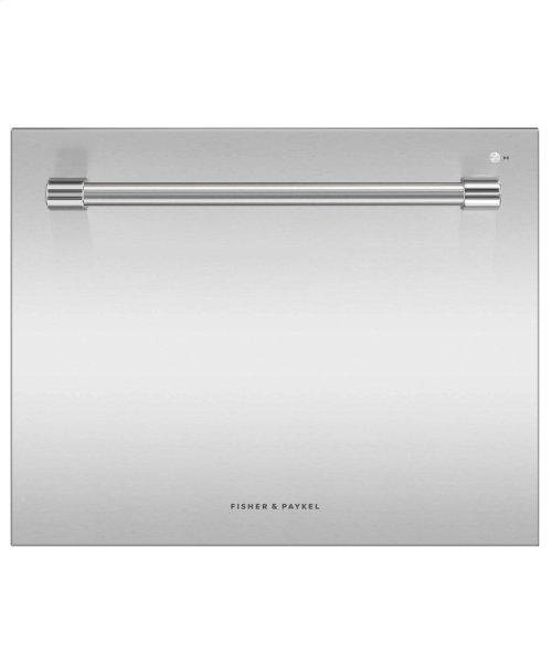 "24"" Single DishDrawer Dishwasher, 7 Place Settings, Sanitize (Tall)"