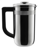 Precision Press Coffee Maker - Stainless Steel Product Image