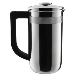 KitchenaidPrecision Press Coffee Maker - Stainless Steel