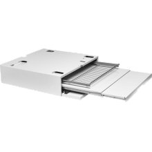 Double Shelf - White