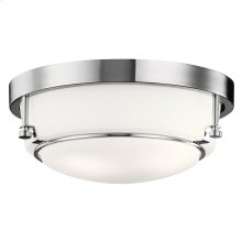 Belmont Collection Belmont Flush Mount 2 Light CH
