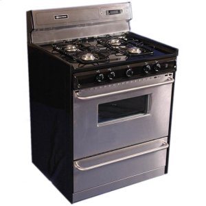 "Brown30"" Free Standing Gas Range"