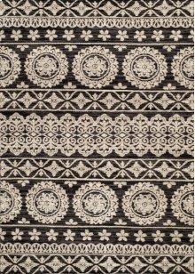 Chenille Vintage Onyx Rugs