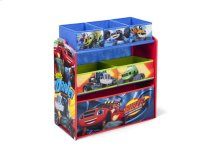 Blaze and the Monster Machines Multi-Bin Toy Organizer - Style 1