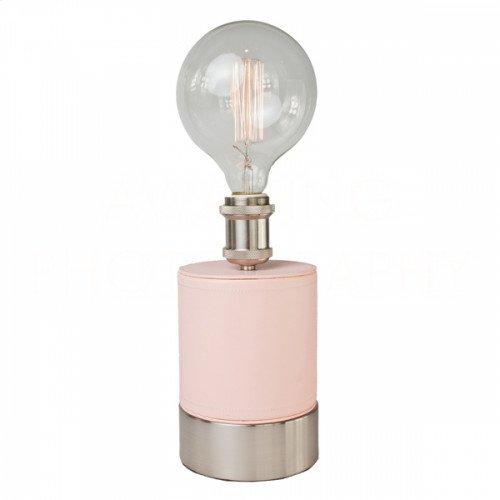 Cubist Ballet Slipper Pink Table Lamp