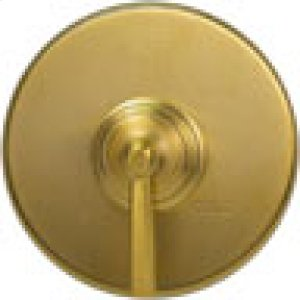 Satin Brass - PVD Diverter/Flow Control Handle
