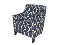 Cassie Blue Accent Chair, AC143A