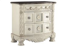 Cassimore Three Drawer Night Stand