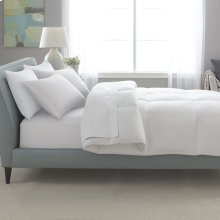 Twin Restful Nights® Euro Box Down Alternative Comforter