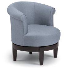 ATTICA Swivel Barrel Chair