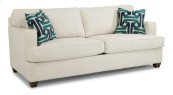 Pierce Fabric Two-Cushion Sofa