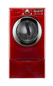 7.3 cu.ft. Ultra-Large Capacity Dryer with Dual LED Display (Gas)