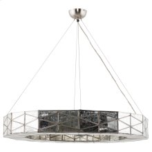 Pendant Lighting  Antique Silver