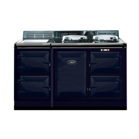 Dark Blue 4-Oven AGA Cooker (electric) Electric fuelled cast-iron cooker