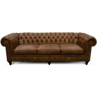 Leather Lucy Sofa 2R05AL Product Image