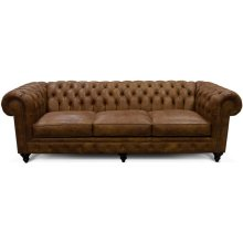 Leather Lucy Sofa 2R05AL