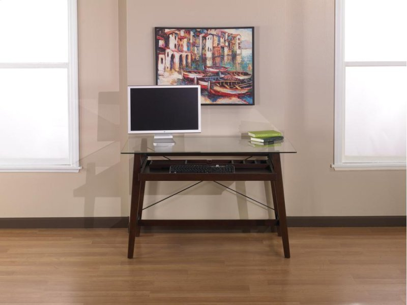 Tribeca 42 Tool Less Computer Desk