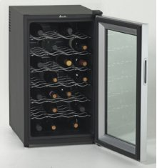 28 Bottle Wine Chiller - Super Conductor Technology